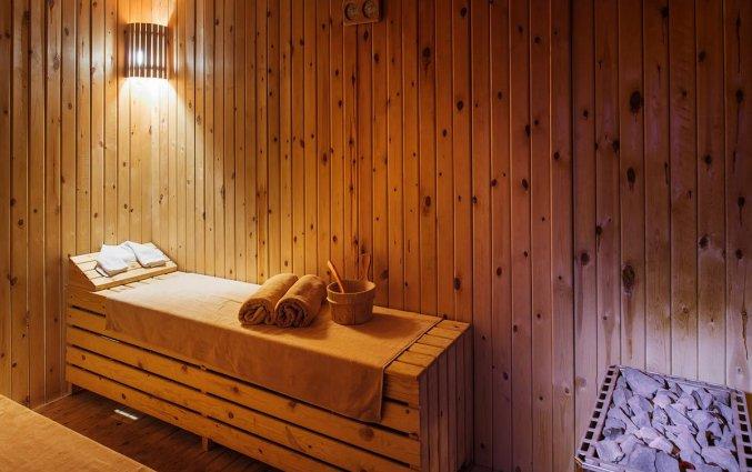 Sauna van Hotel Aqua Fun Club Marrakech in Marrakech