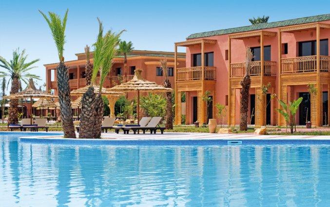 Buitenzwembad van Hotel Aqua Fun Club Marrakech in Marrakech