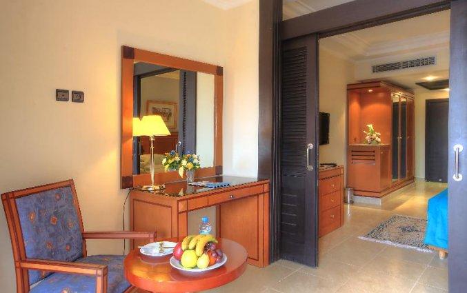 Tweepersoonskamer van Hotel Aqua Fun Club Marrakech in Marrakech