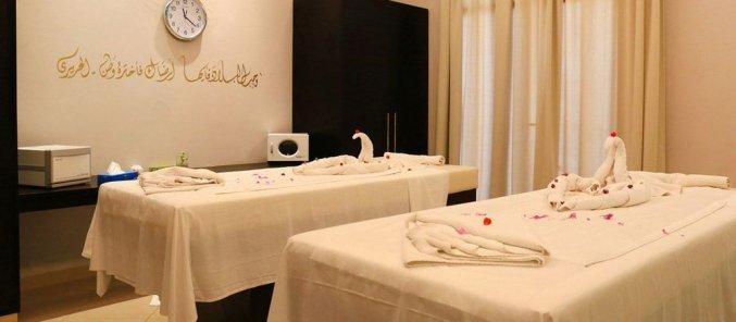 Wellnesscentrum van Hotel Aqua Fun Club Marrakech in Marrakech