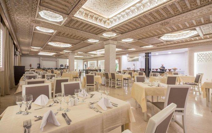 Restaurant van Hotel Aqua Fun Club Marrakech in Marrakech