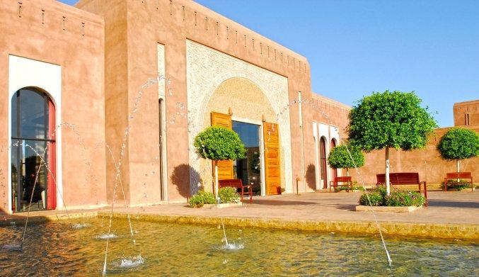 Tuin Kenzi Club Agdal Medina Marrakech