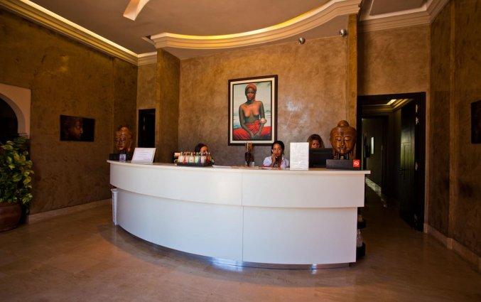 Receptie Kenzi Club Agdal Medina Marrakech