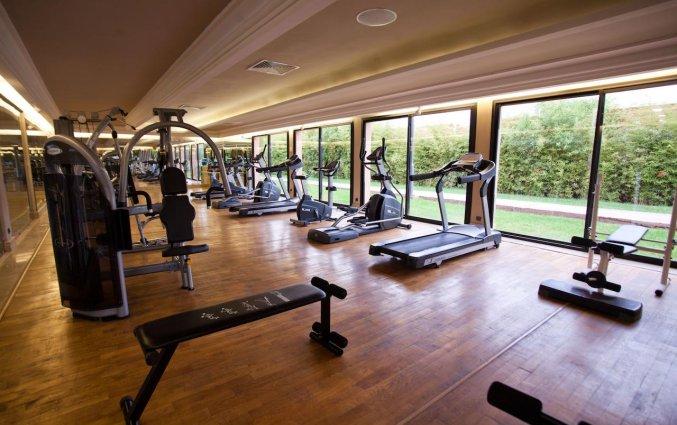 Fitness room van Kenzi Club Agdal Medina Marrakech