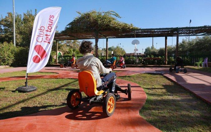 Kinderspeelveld van Kenzi Club Agdal Medina Marrakech