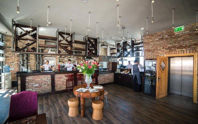 Bar van Hotel Gutenberg in Riga