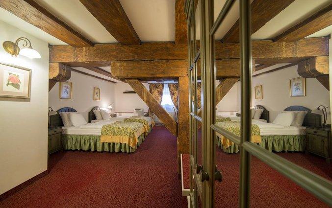 Tweepersoonskamer van Hotel Gutenbergs in Riga