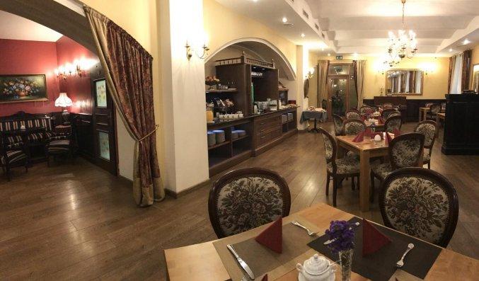 Restaurant van Hotel Gutenberg in Riga