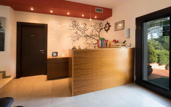 Receptie van Bed & Breakfast Nacorè in Puglia