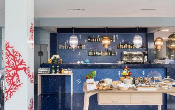 Restaurant van Resort Spa Cala Ponte in Puglia