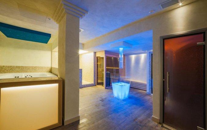 Wellnesscentrum van Resort Spa Cala Ponte in Puglia
