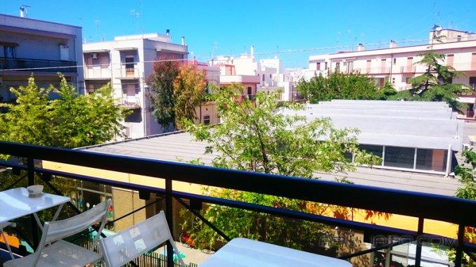 Balkon van Hotel Apulia 70 Holidays Puglia