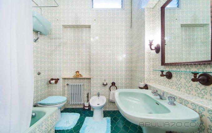 Badkamer van Hotel Apulia 70 Holidays Puglia