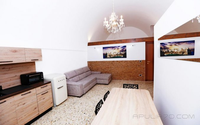 Woonkamer van Hotel Apulia 70 Holidays Puglia
