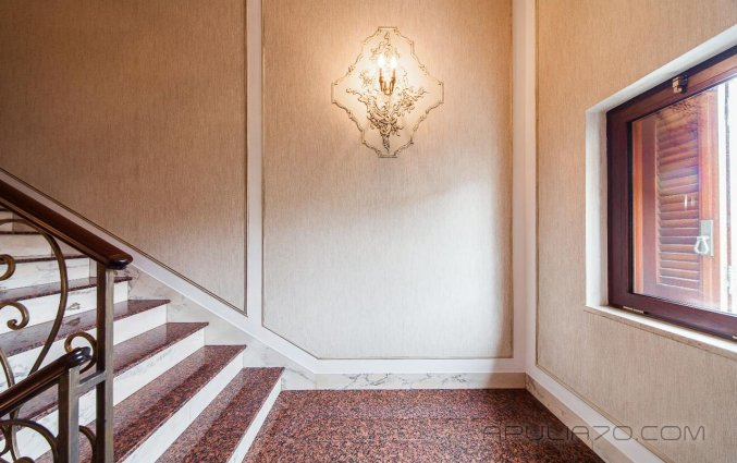 Trappen van Hotel Apulia 70 Holidays Puglia