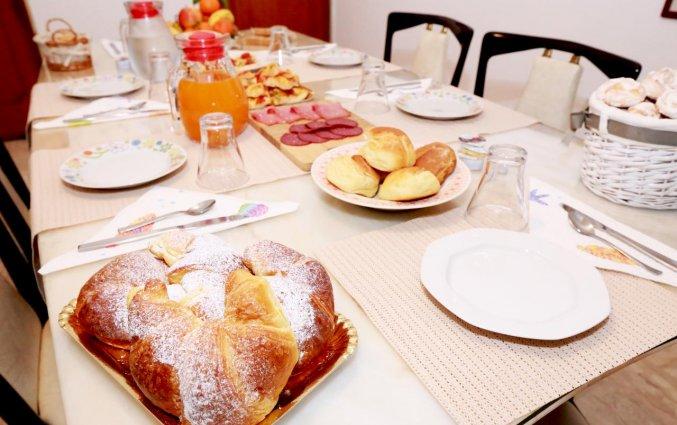 Ontbijt van Hotel Apulia 70 Holidays Puglia