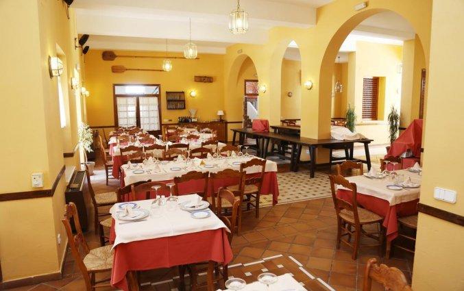 Restaurant van Hotel Villa de Priego de Córdoba in Andalusie