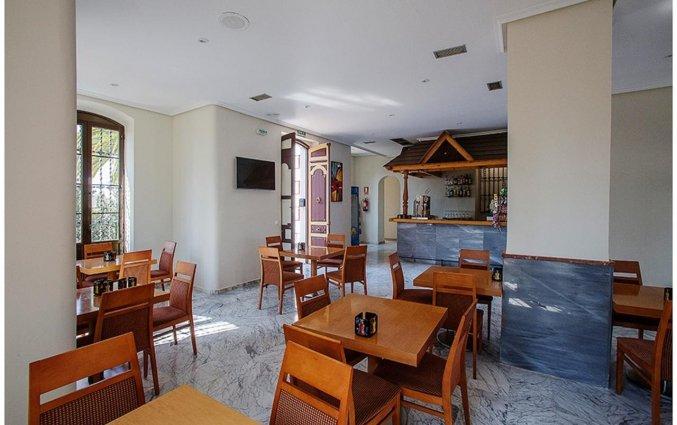 Bar van Hotel Abetos del Maestre Escuela in Andalusie