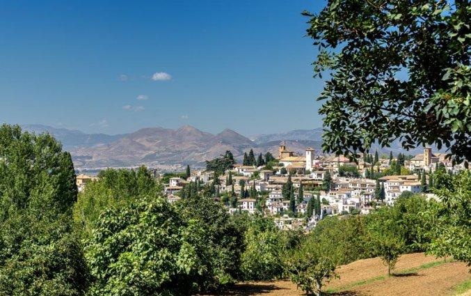 Andalusie - Uitzicht