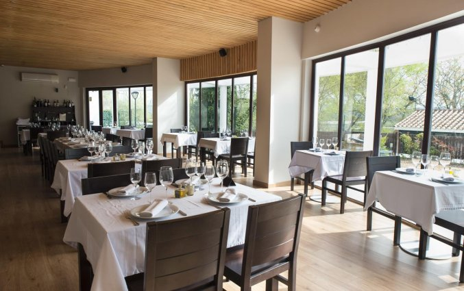 Restaurant van Hotel Rural Las Monteras Andalusië