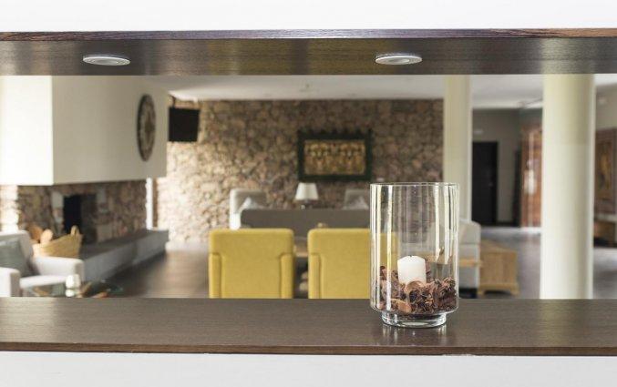 Gemeenschappelijke loungeruimte van Hotel Rural Las Monteras Andalusië