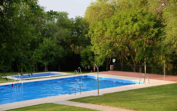 Buitenzwembad van Hotel Rural Las Monteras Andalusië