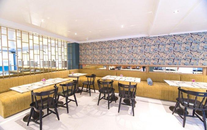 Restaurant van Hotel Petit Palace Puerta de Triana in Sevilla