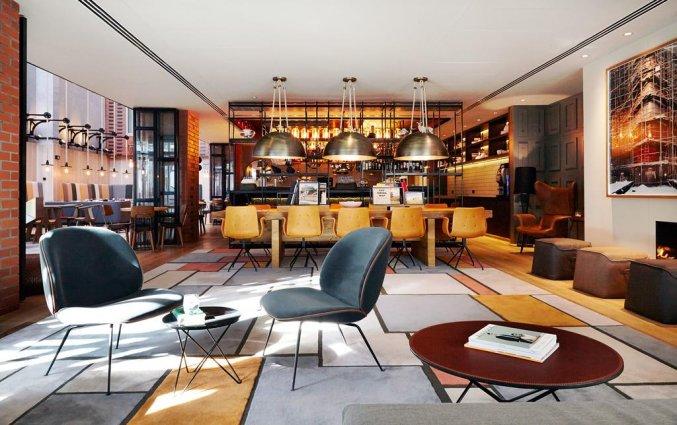 Bar en lounge van Hotel Puro Gdańsk Stare Miasto in Gdansk