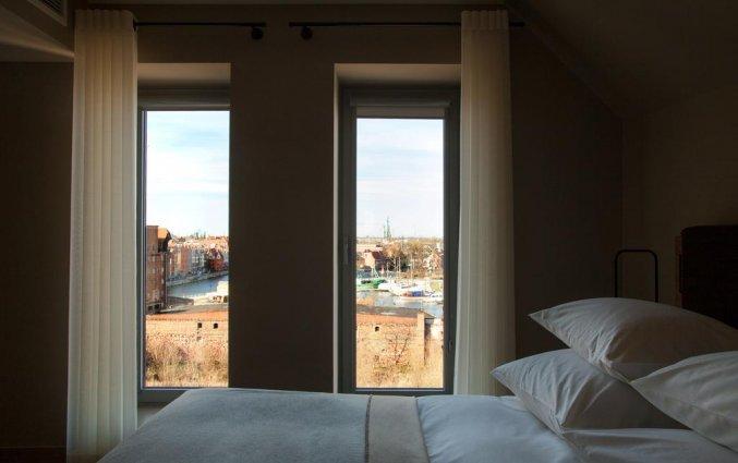 Tweepersoonskamer van Hotel Puro Gdansk Stare Miasto in Gdansk