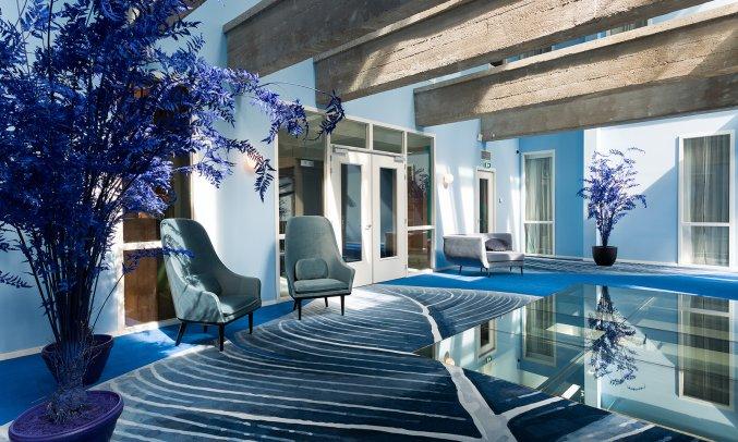 Openbare ruimte van Hotel Room Mate Bruno Rotterdam