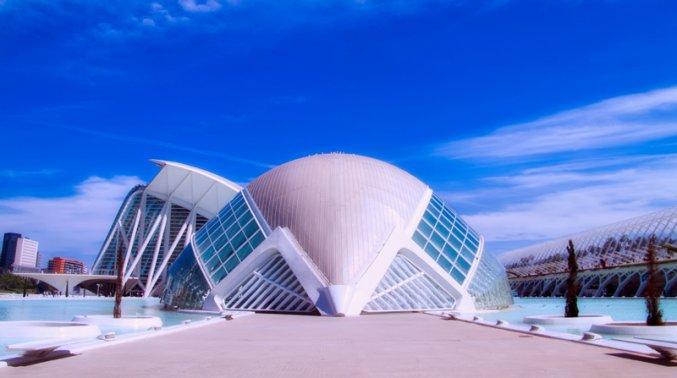 Valencia - Stad van de Kunst en Wetenschap