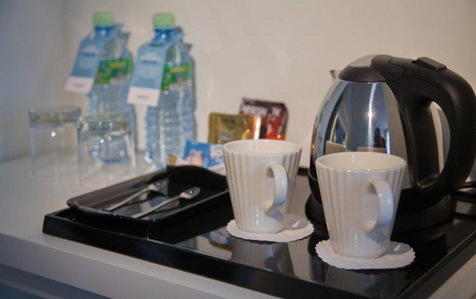 Koffie- en theefaciliteiten van Mercure Moscow Baumanskaya in Moskou