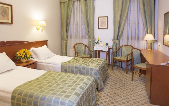 Tweepersoonskamer van Hotel Assambleya Nikitskaya in Moskou
