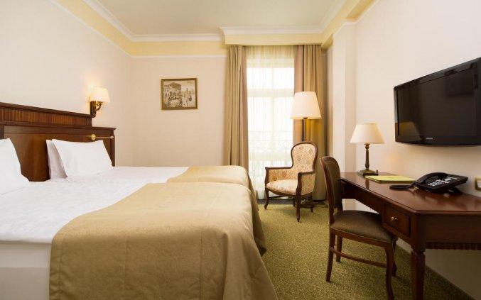 Tweepersoonskamer van Hotel Garden Ring in Moskou