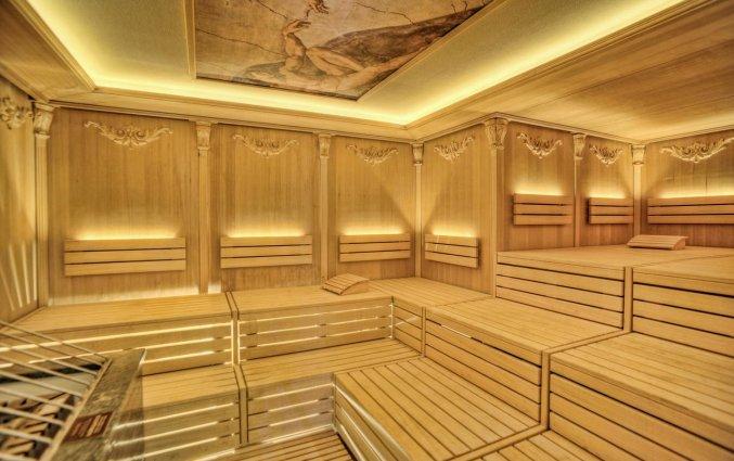 Sauna van Hotel Garden Ring in Moskou