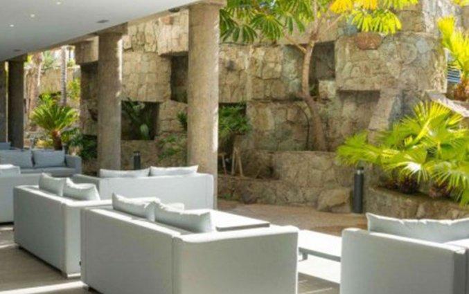 Lounge van Hotel Taurito Princess op Gran Canaria