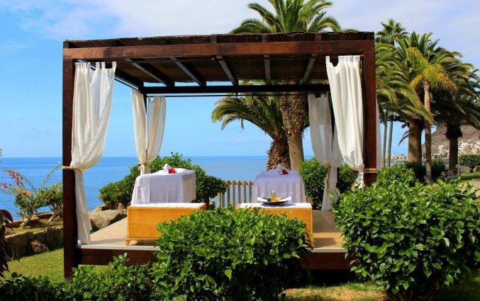 Massageruimte van Hotel Taurito Princess op Gran Canaria