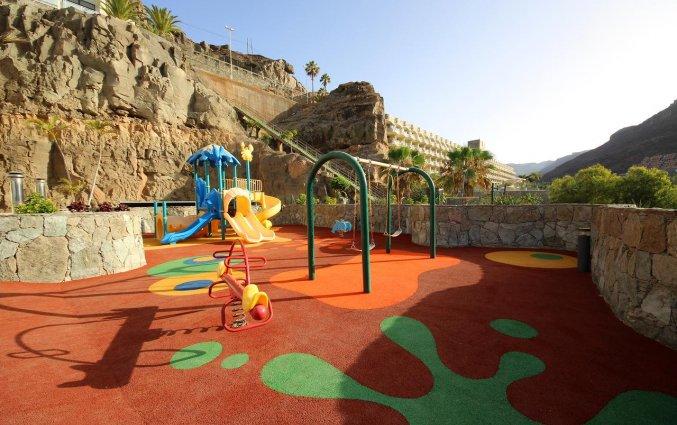 Speeltuin van Hotel Taurito Princess op Gran Canaria