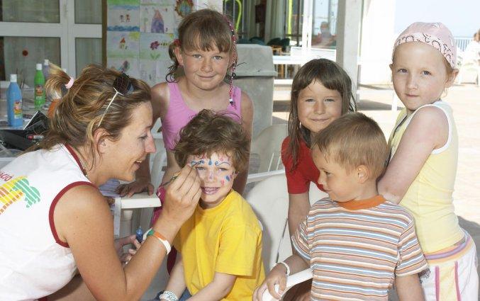 Kids Club van Hotel HSM Calas Park op Mallorca