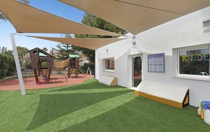 Het speelparadijs van Hotel AluaSun Continental Park Mallorca