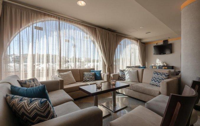De lounge van Aparthotel Luna Solaqua Algarve
