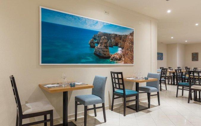 Het restaurant van Aparthotel Luna Solaqua Algarve