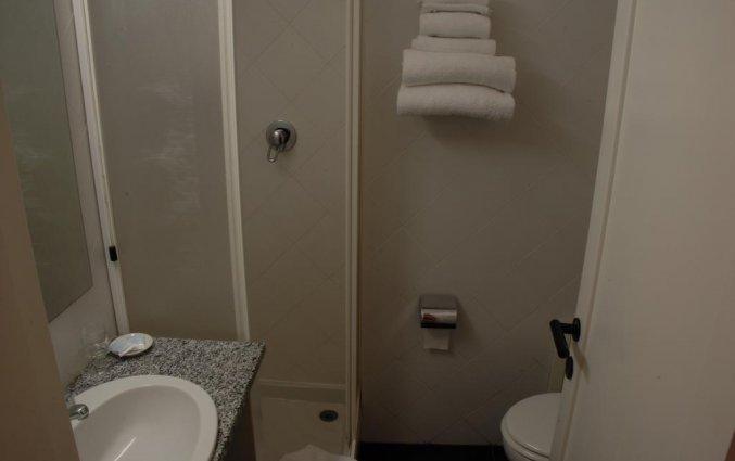Tweepersoonskamer van Hotel Castello op Sardinië