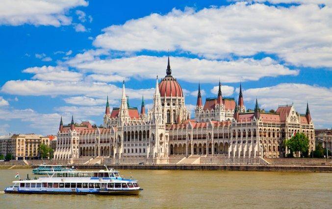 Budapest - Parlement