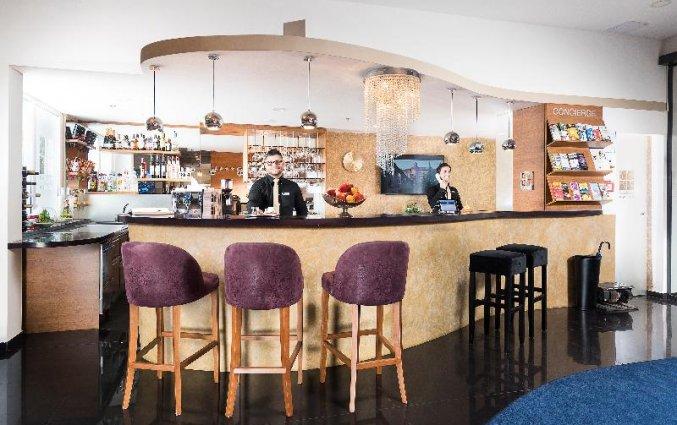 Bar van Hotel Bo33 in Budapest