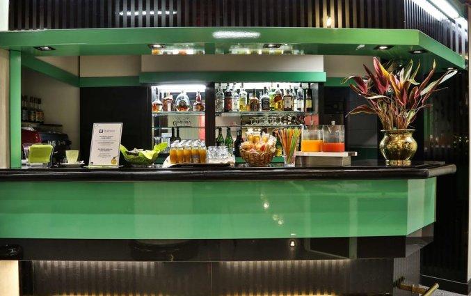 Bar van hotel Astoria in Milaan
