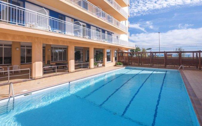 Hotel Sorrabona aan de Costa Brava