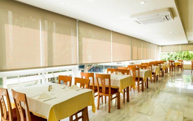 Ontbijtruimte in Hotel Monarque El Rodeo in de Costa del Sol