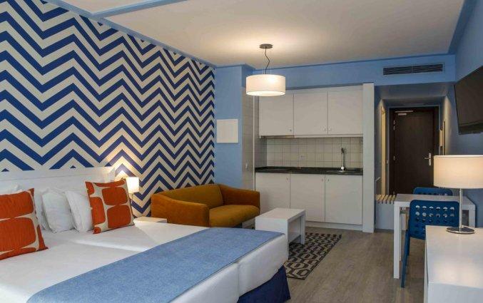 Junior Suite van Hotel Terrace Mar Suite op Madeira