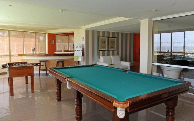 Biljarttafel hotel Dorisol Florasol